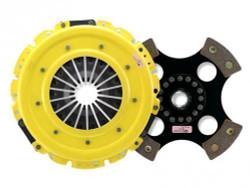 ACT 4 Puck Solid Xtreme Clutch Kit - 06-13 Mazda MX-5 Miata