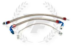 P2M Nissan RB25DET Turbo Line Kit - S13 / S14 / R32