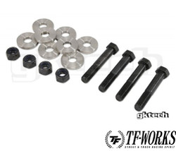 GKtech Eccentric Lockout Kit (Non-Hicas) S14 / S15 / R33 / R34