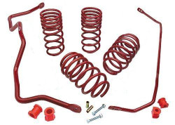 Eibach Pro-Plus (Pro Kit Lowering Springs & Anti-Roll-Kit Sway Bars) GRB STi 08-11
