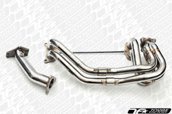 Tomei Unequal Length Exhuast Manifold Single Scroll - Subaru WRX / STI