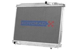 Koyo Aluminum Racing Radiator - 89-92 RX-7 Series 5 (NA & Turbo)
