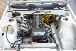Koyo Aluiminum Radiator Toyota Corolla AE86 with 3SGE BEAMS Engine Swap
