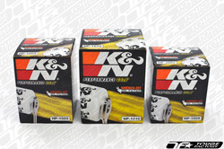 K&N Premium Wrench-Off Race Oil Filter - Evo 7 8 9 X 4G63