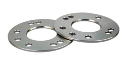 ISR Performance Wheel Spacers - 4/5x114.3 Bolt Pattern - 66.1mm Bore - 5mm Thick (Individual)