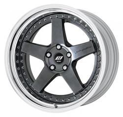 """WORK Wheels ZISTANCE W5S 3PC 19"""""""