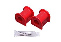 Energy Suspension Red Front Sway Bar Bushing Set 33.3mm - 15-17 Ford Mustang GT V8 5.0L