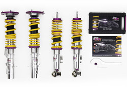 KW Clubsport 2-Way Coilover Kit - 15-17 Ford Mustang GT 5.0L