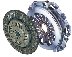 Exedy Racing Stage 1 Organic Clutch Kit - 15-16 Ford Mustang GT V8