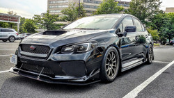Velox 2015+ WRX and STI - Front Splitter