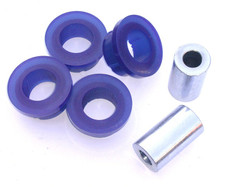 Superpro Rear Lower Control Arm Bushings - Inner Position - Offset - 08-12 Subaru WRX / 12-15 STI