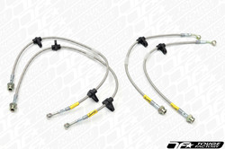 Goodridge G-Stop Stainless Steel Brake Lines - E92 M3