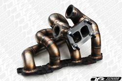 Full Race Nissan SR20DET Top Mount T3 Twin Scroll Manifold (S13 / S14 / S15)