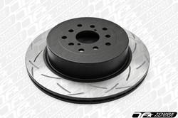 DBA 4000 T3 T-Slot Rotor - Nissan 300ZX 90-99 (Front)