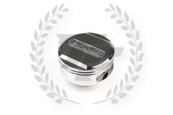Tomei Oil Filler Cap Silver for Mitsubishi