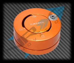 NRG Anti Theft Quick Lock Orange