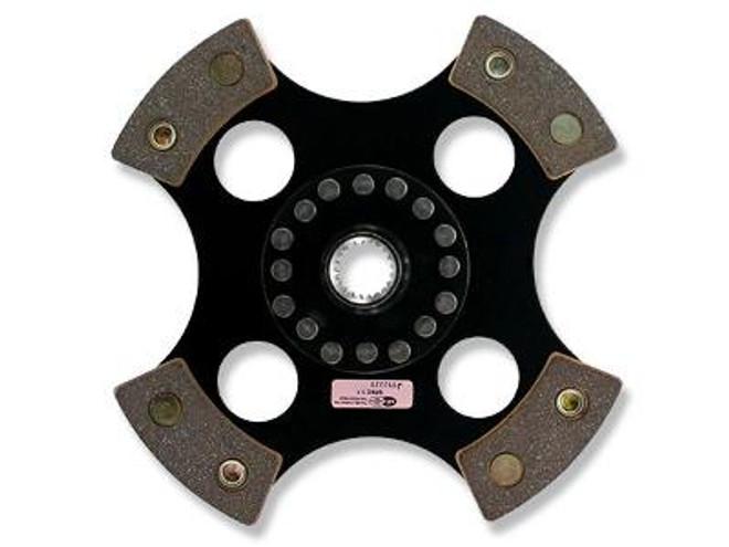 ACT Xtreme 4 Pad Race Clutch Disc - 03-06 Mitsubishi Evolution 8/9