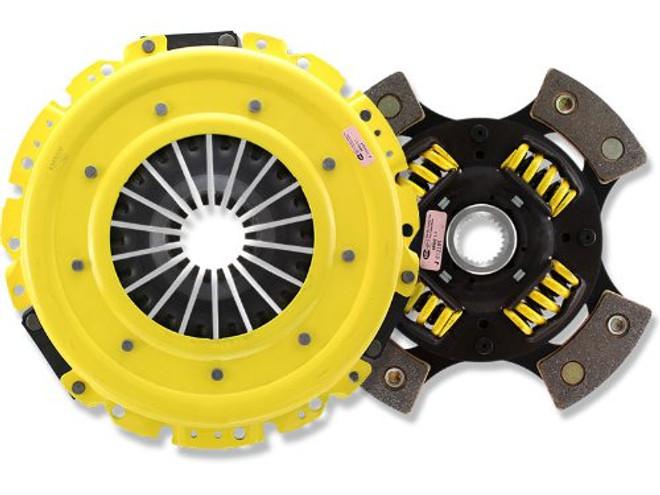 ACT 4 Puck Sprung Xtreme Clutch Kit - 92-97 Lexus SC300