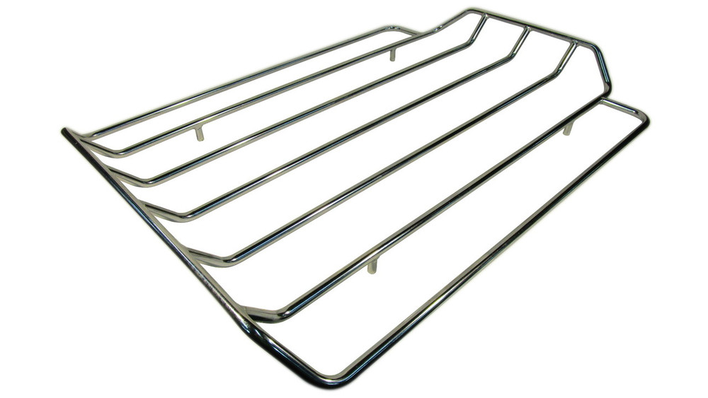 Luggage Rack For Pull Behind Motorcycle Trailer