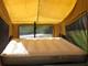 Solace inside camper