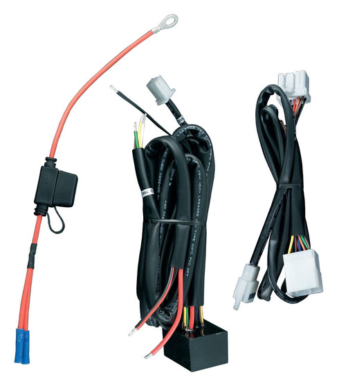 Motorcycle Wiring Harnes Connector: Plug And Play Motorcycle Wiring Harness