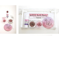 Little Earth's Beauty Play Makeup Set in Zipper Bag