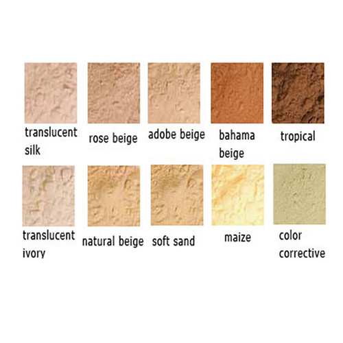 Earth's Beauty Loose Foundation Powder