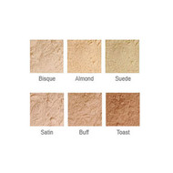 Earth's Beauty Travel Size Loose Foundation Powder Plus - Refill