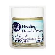 Wild Sage Healing Hand Cream