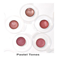 Natural Lipstick Sample Pack-Pastel Tones