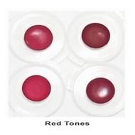 Natural Lipstick Sample Pack-Red Tones