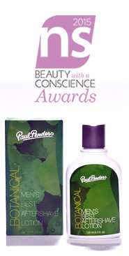 Paul Penders Best Men's After Shave Lotion BWAC winner 2015