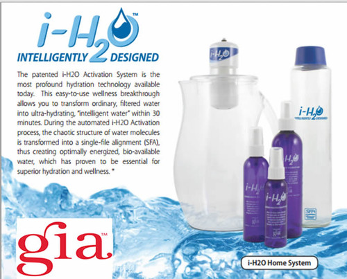 GIA Wellness iH2O Home System