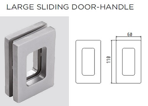 Large Sliding Door Handle (V-511)