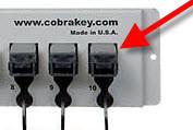 Cobra Cabinet Key Unit Replacement