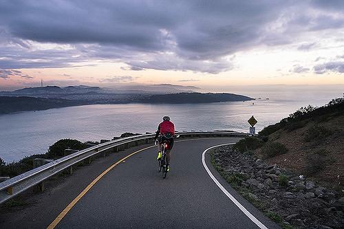 SF, CA Biking