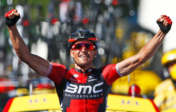 BMC Greg Van Avermaet