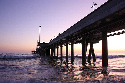 """Southside Venice Pier"" CC image courtesy of Michael Dorausch on Flickr https://creativecommons.org/licenses/by-nc-nd/2.0/"