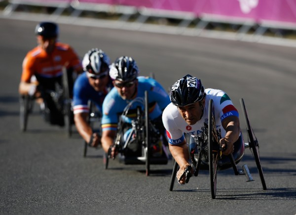 Paralympic Cycling Road Rio 2016 - Hand Cycling Event