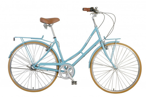 CitiBike | 700C Step-Through 3 Lady | 2016 | Island Blue