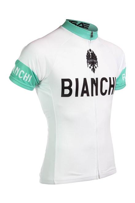 Bianchi | Team Bianchi White Jersey | 2018 | 1
