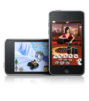 [Sample Product] iPod Touch