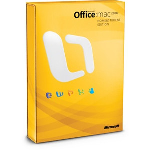 [Sample Product] Office for Mac 2008 - Home and Student