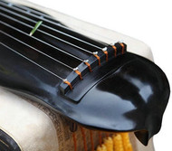 Kaufen Acheter Achat Kopen Buy Concert Grade Aged Fir Wood Guqin Chinese 7 String Zither Banana Leaf Style