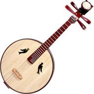 Kaufen Acheter Achat Kopen Buy High Quality Zhongruan Instrument Chinese Mandolin Ruan With Acceesories