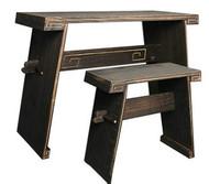 Kaufen Acheter Achat Kopen Buy Detachable Paulownia Guqin Table & Stool with Sound Box