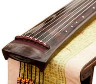 Kaufen Acheter Achat Kopen Buy Concert Grade Aged Fir Wood Guqin Chinese 7 String Zither Liang Luan Style