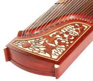 Buy Professional Dunhuang Brand 696DQ Rosewood Guzheng Instrument Chinese Koto