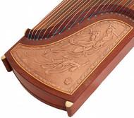 Buy Professional Dunhuang Brand Bubinga Wood 694U Guzheng Instrument Chinese Koto