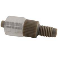 1-Way PEEK Adapter MLL 1/4-28 Standard Thread (Individual)